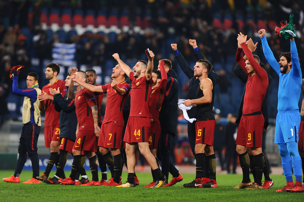 AS Roma vs Qarabag FK