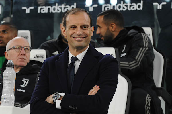 Massimiliano Allegri (Foto: Italy Photo Press)